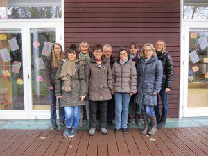 Team Kindergarten St. Lorenz