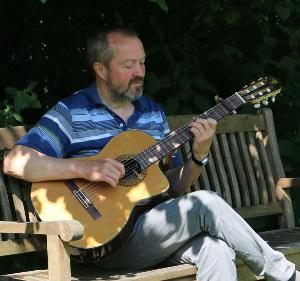 Bernhard Birgmeier Gitarre