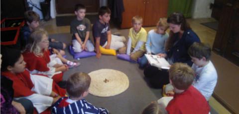Neu: Kinderpredigt – ab jetzt auch in St. Thomas
