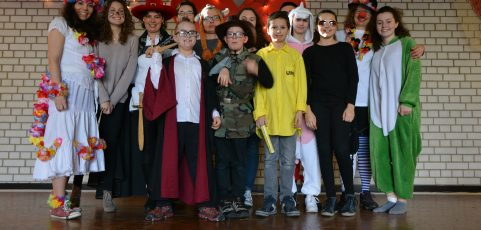 Kinderfasching in St. Thomas 2017