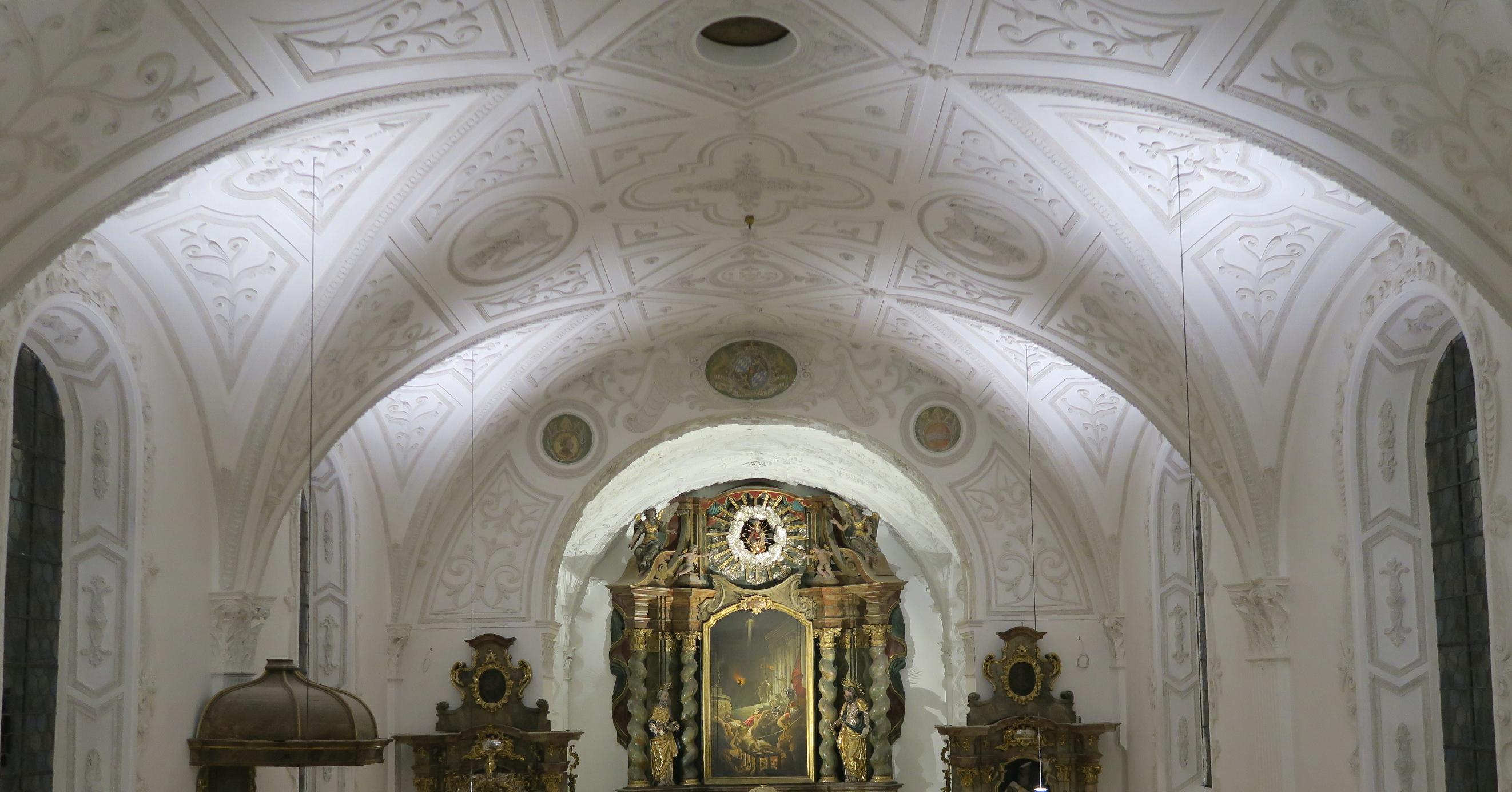 St. Lorenz ist wieder nutzbar!