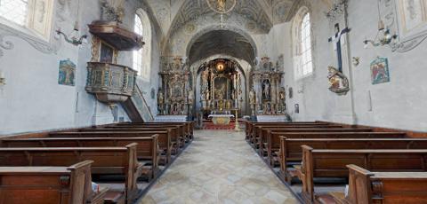Virtueller Spaziergang in St. Lorenz