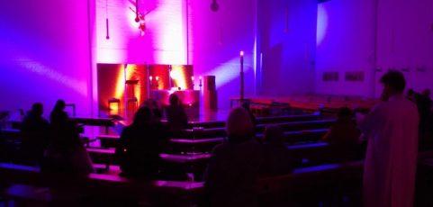Gebetsnacht am 3. Juni in St. Thomas