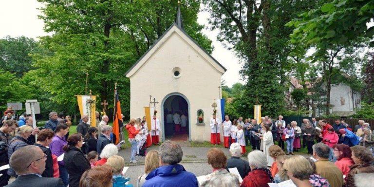 150 Jahre Bittgang zur Emmeramskapelle in Oberföhring