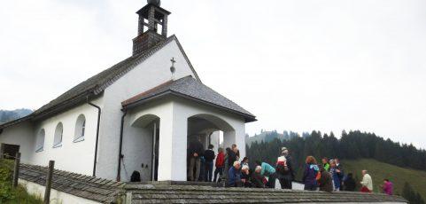 Bergmesse auf dem Sudelfeld