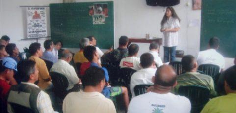 40 Jahre Gefängnisseelsorge in Lima