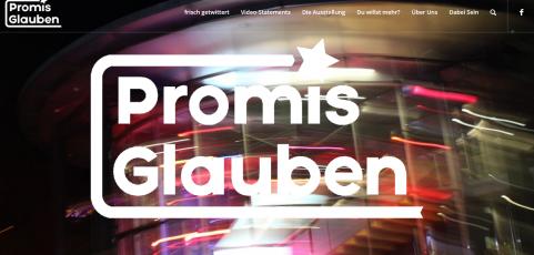 Was Promis glauben – jetzt online