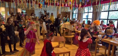Kinderfasching 2018 in St. Lorenz