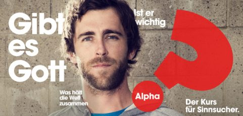 VERSCHOBEN – Alpha startet