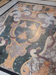 Wappen vom Papst Urban der 8