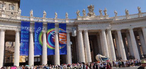 Das Ende der Fahrt nach Rom