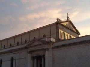 St. Paul vor den Mauern