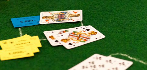 Casino-Abend in St. Thomas