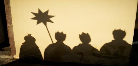 Die Sternsinger kommen
