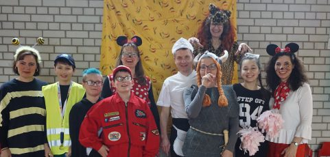 Kinderfasching 2019 in St. Thomas