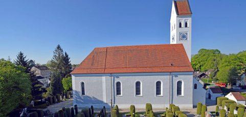 Zum Stand der Kirchensanierung