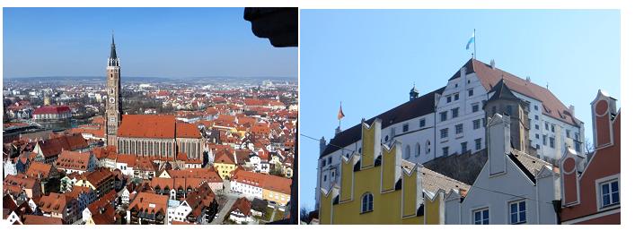 Städteausflug des Familienkreises Sankt Thomas – Landshut