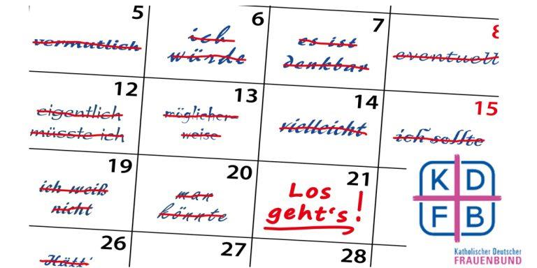 Neue Planung des Katholischen Deutschen Frauenbunds Oberföhring