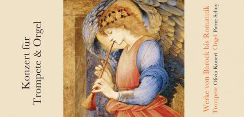 Eine kleine Abendmusik für Trompete und Orgel