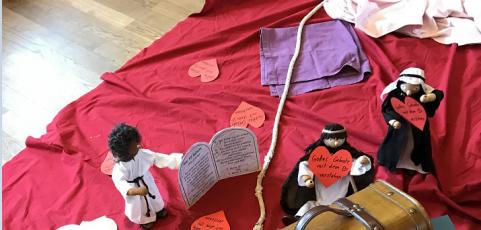 Ein großer Schatz – Kindergottesdienst in St. Lorenz