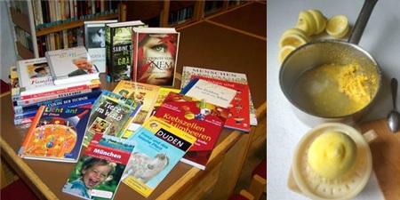 Erfolgsrezept ökumenische Bücherei – jetzt mit einem Kochbuch unterstützen