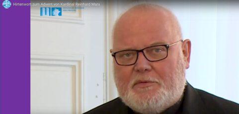 Hirtenwort von Kardinal Marx zum Advent