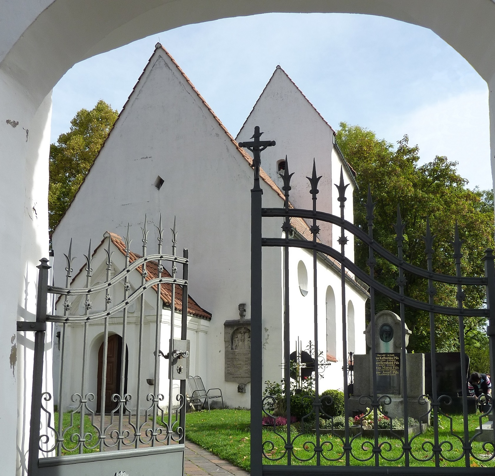 Freiluftgottesdienst in Johanneskirchen