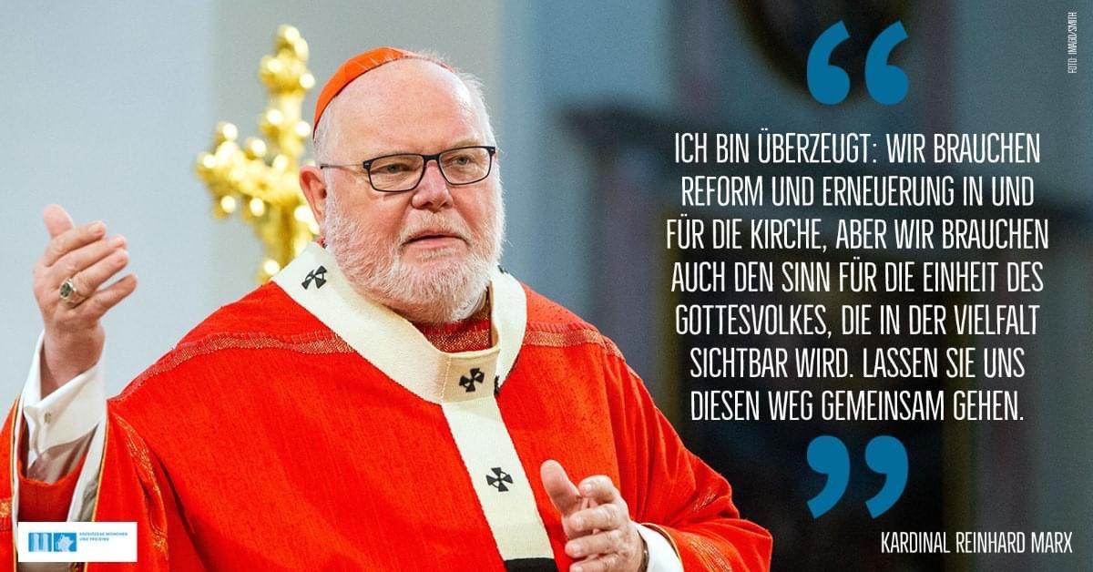 Wort an die Gläubigen im Erzbistum München und Freising