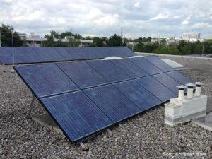 Solaranlage St. Thomas
