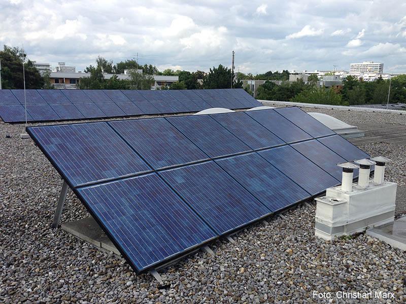 20 Jahre Photovoltaikanlage in St. Thomas